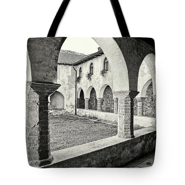 Cloister Tote Bag