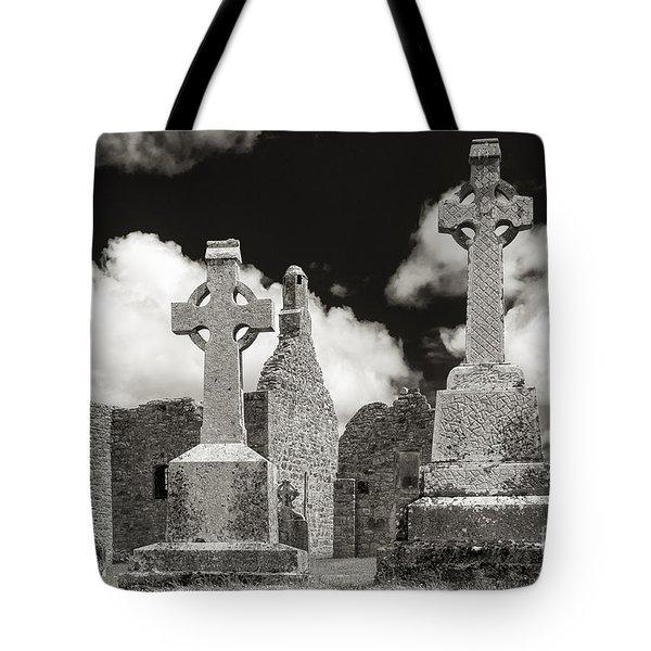 Clonmacnoise Tote Bag