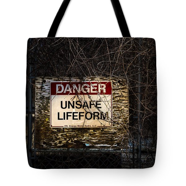 Close Enough For Me Tote Bag by Bob Orsillo