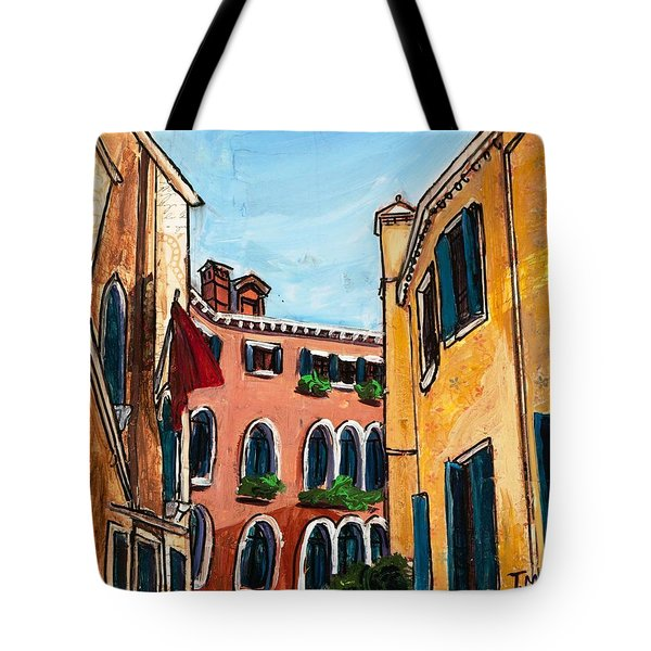 Close Quarters Tote Bag