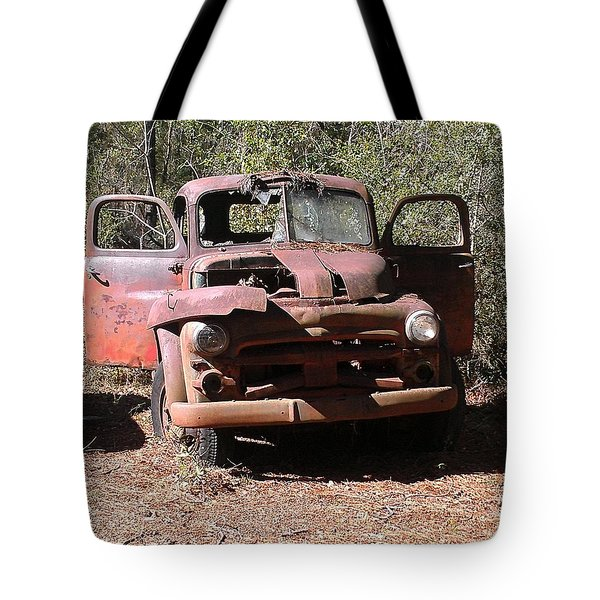 Tote Bag featuring the photograph Close The Doors by Lew Davis