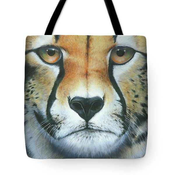 Tote Bag featuring the painting Close To The Soul by Mike Brown