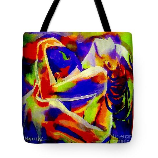 Closeness Tote Bag