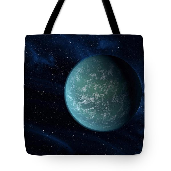 Closer To Finding An Earth Tote Bag by Movie Poster Prints