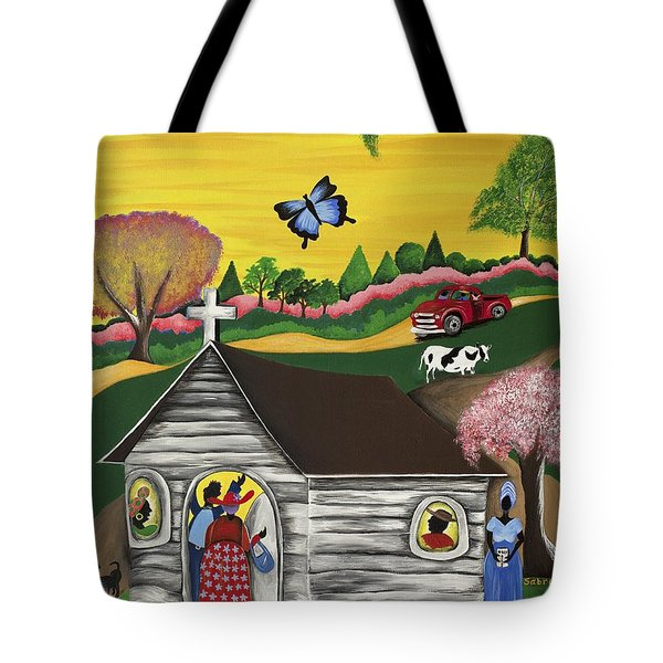 Closer To The Stars 2 Tote Bag by Patricia Sabree