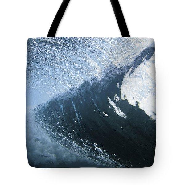 Cloud 9 Tote Bag by Sean Davey
