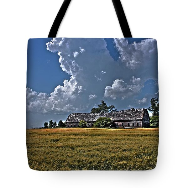 Cloud Barn Tote Bag