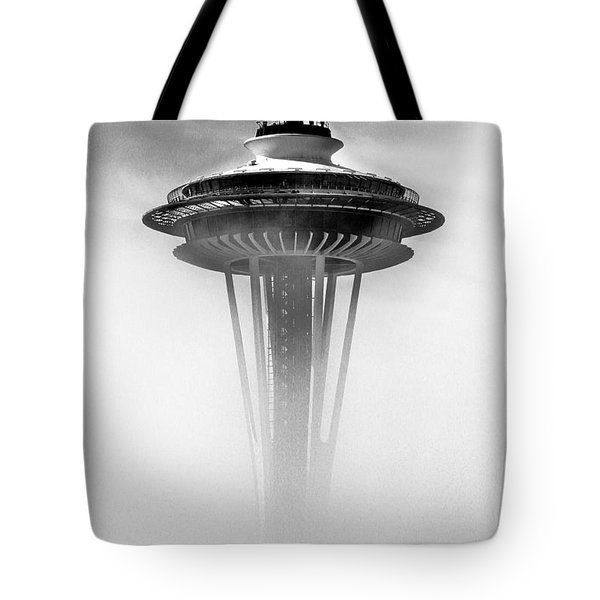 Cloud City 1962 Tote Bag by Benjamin Yeager