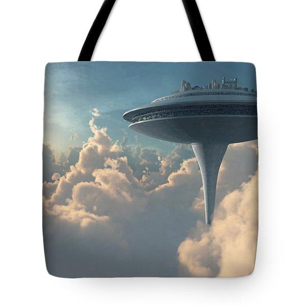 Cloud City Tote Bag