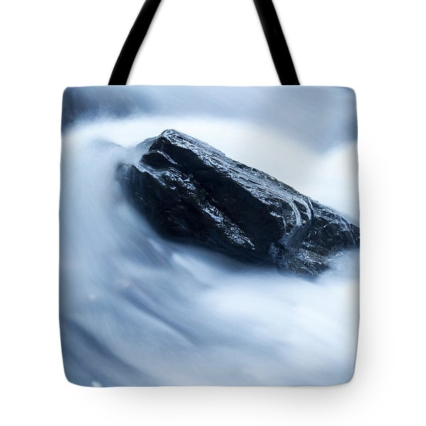 Cloud Falls Tote Bag by Edward Fielding