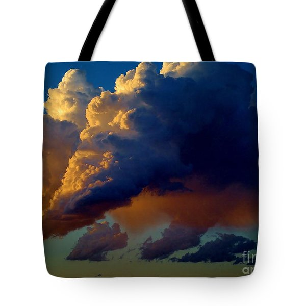 Cloud Family Tote Bag