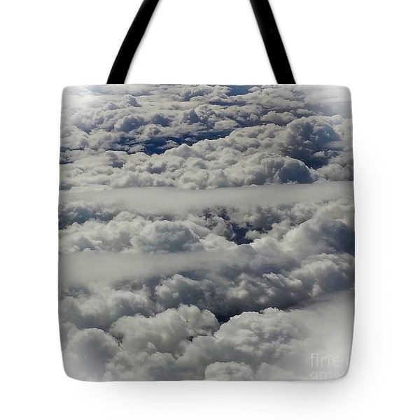 Cloud Heaven Tote Bag