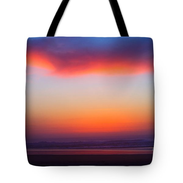 Cloud Hold The Sun Tote Bag