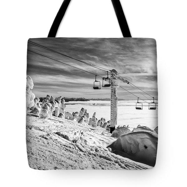 Cloud Lift Tote Bag