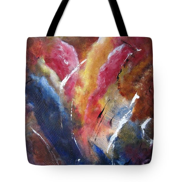 Cloudburst Tote Bag