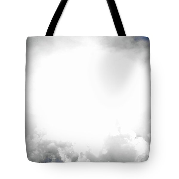Cloudburst Sky Celestial Cloud Art Xl Resolution Tote Bag