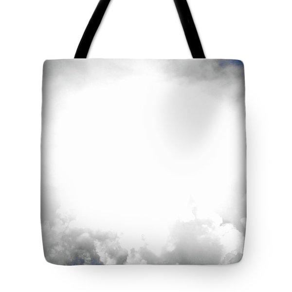 Cloudburst Sky Celestial Cloud Art Xl Resolution Tote Bag
