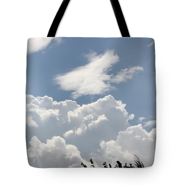Clouds 2 Tote Bag