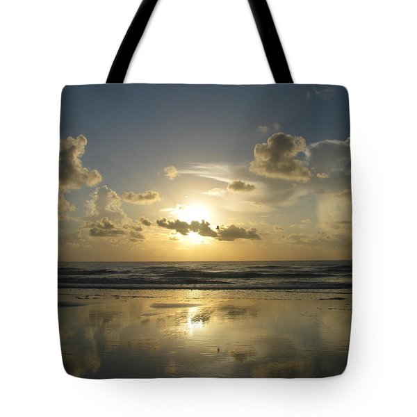 Clouds Across The Sun 2 Tote Bag