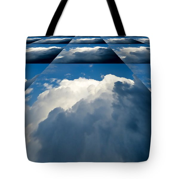 Clouds Ascending Tote Bag