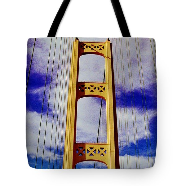 Clouds Tote Bag by Daniel Thompson
