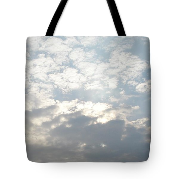 Clouds One Tote Bag