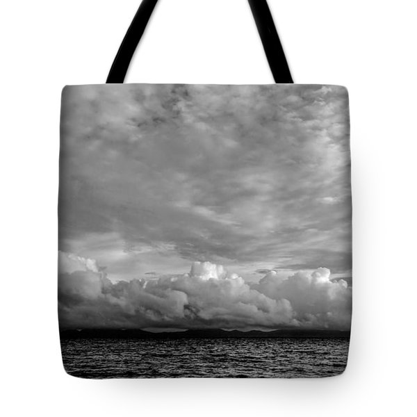 Clouds Over Alabat Island Tote Bag