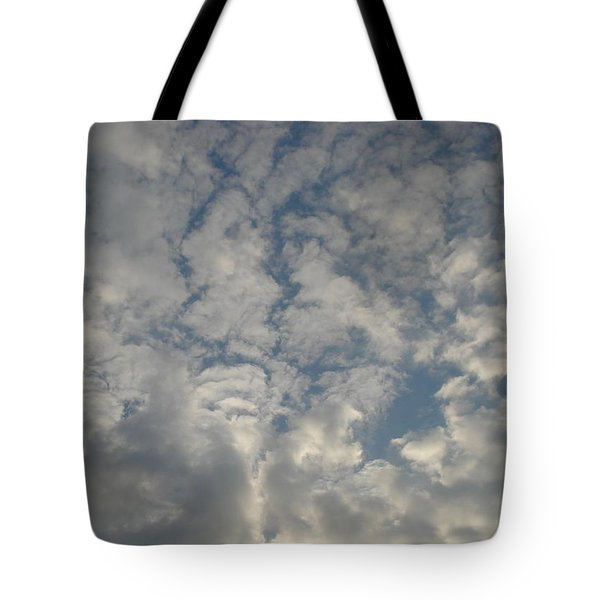 Clouds Two Tote Bag