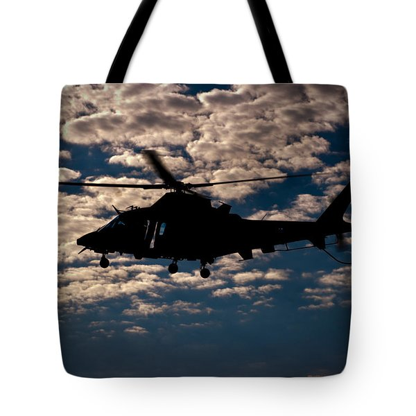 Cloudy Day Tote Bag by Paul Job