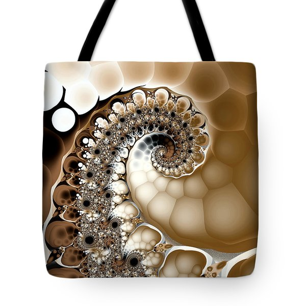 Clutch Tote Bag by Kevin Trow