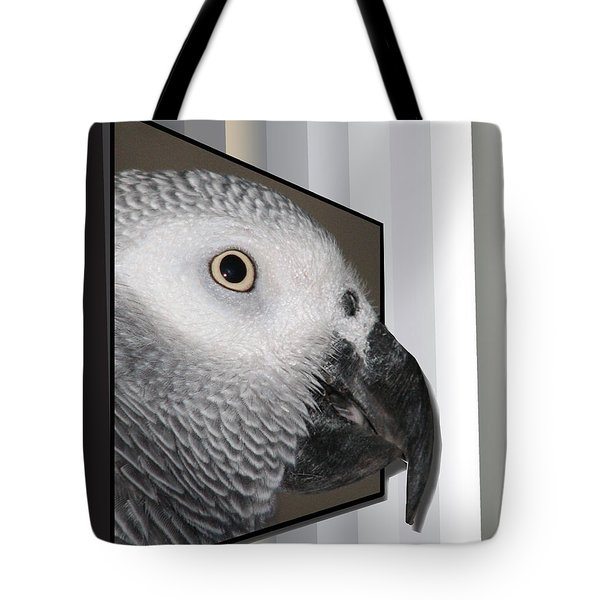 Clyde Oob Tote Bag by EricaMaxine  Price