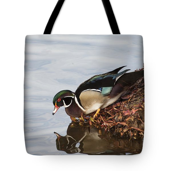C'mon In The Waters Fine Tote Bag