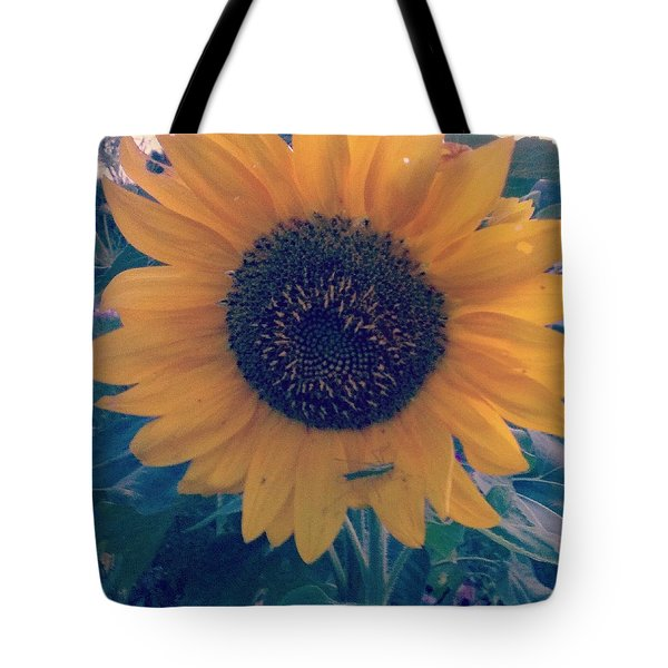 Co-existing Tote Bag by Thomasina Durkay