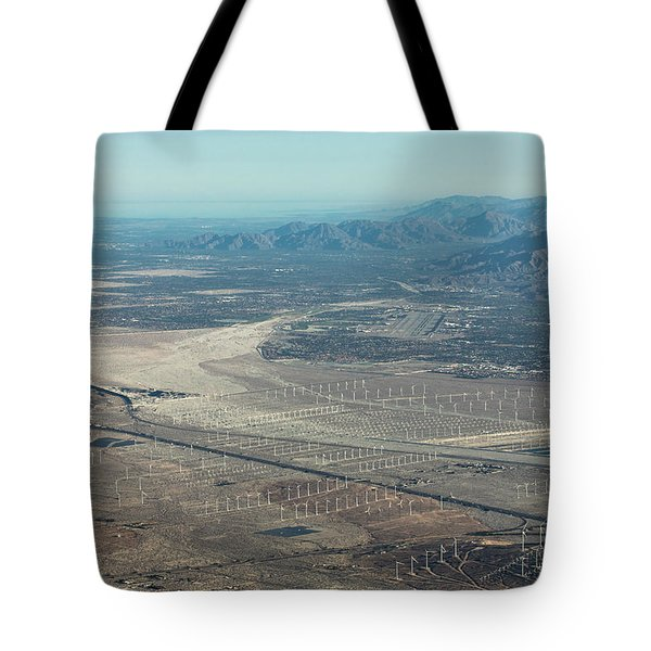 Coachella Valley Tote Bag