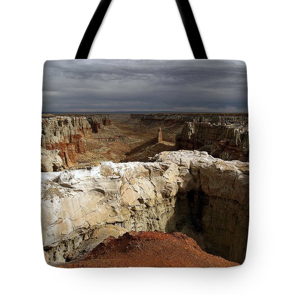 Coal Mine Mesa 08 Tote Bag