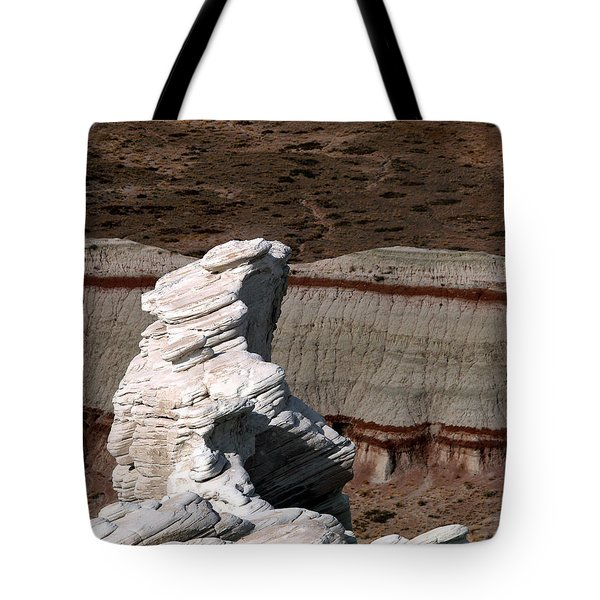 Coal Mine Mesa 14 Tote Bag