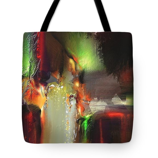 Coalition Tote Bag by Francoise Dugourd-Caput