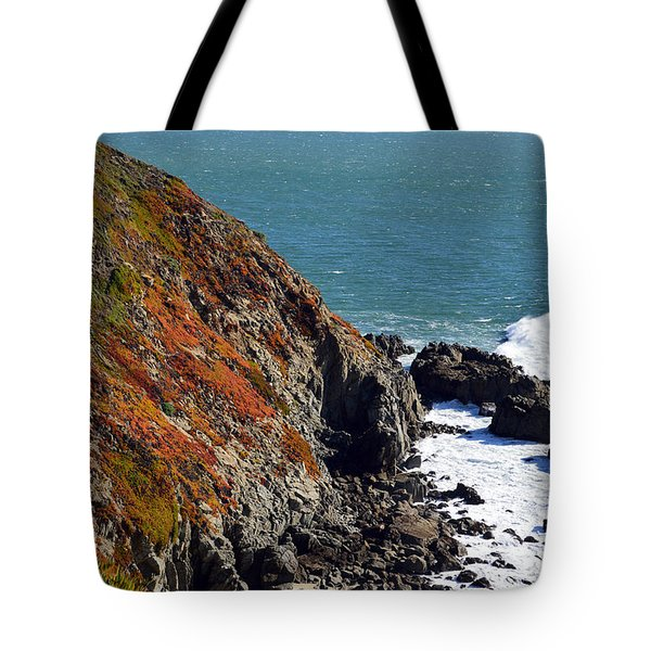Coast Tote Bag by Brent Dolliver