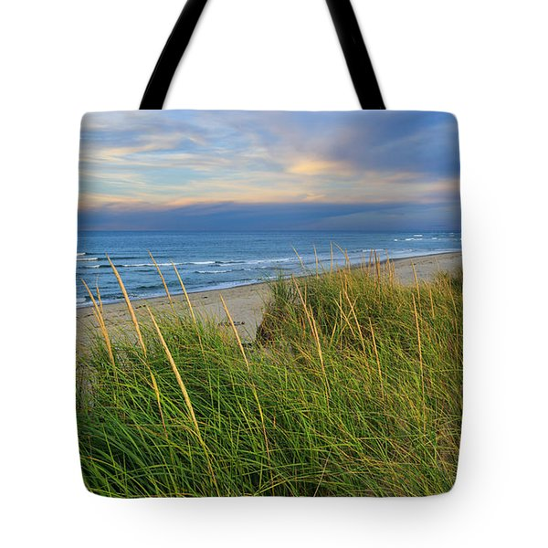 Coast Guard Beach Cape Cod Tote Bag