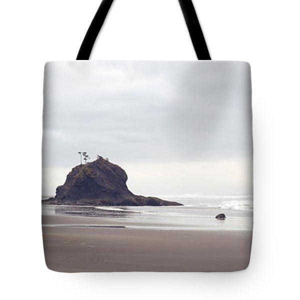 Coast La Push Olympic National Park Wa Tote Bag by Panoramic Images