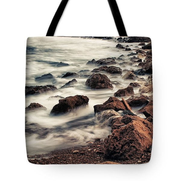 Coast Tote Bag by Stelios Kleanthous