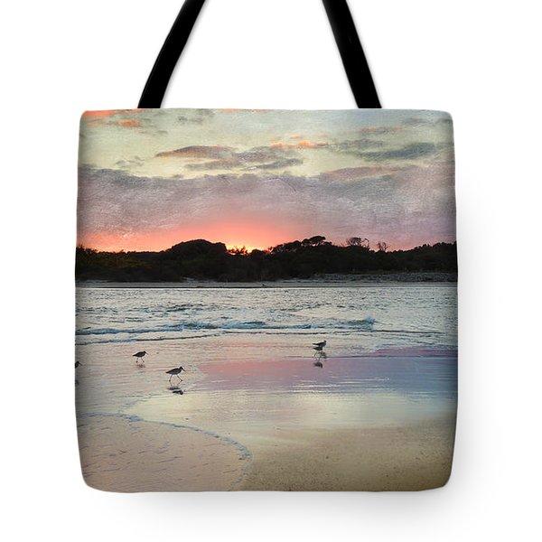 Coastal Beauty Tote Bag by Betty LaRue