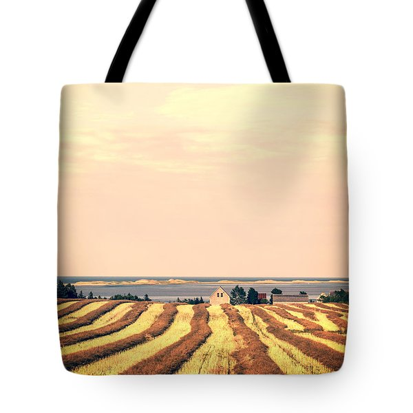 Coastal Farm Pei Tote Bag by Edward Fielding