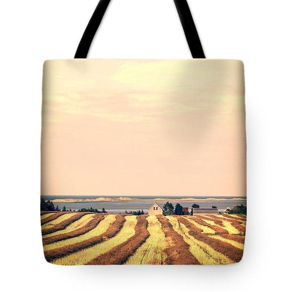 Coastal Farm Pei Tote Bag