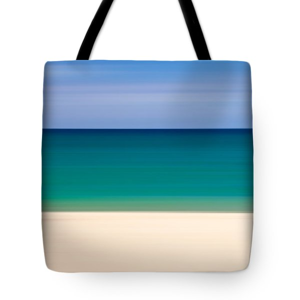 Coastal Horizon 8 Tote Bag by Delphimages Photo Creations