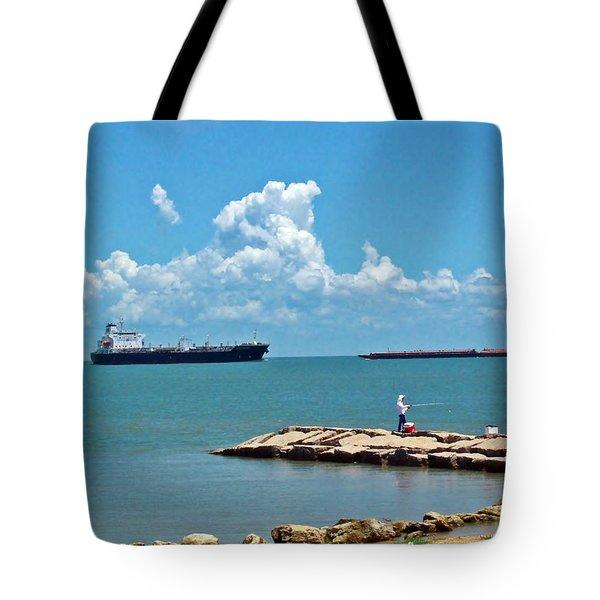 Coastal Living Tote Bag