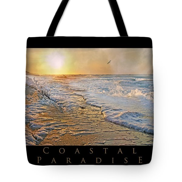 Coastal Paradise Tote Bag