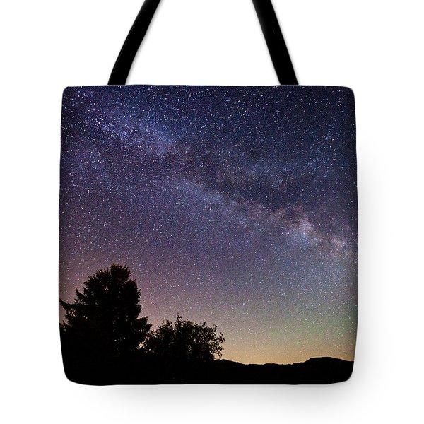 Coastal Skies Tote Bag by Darren  White