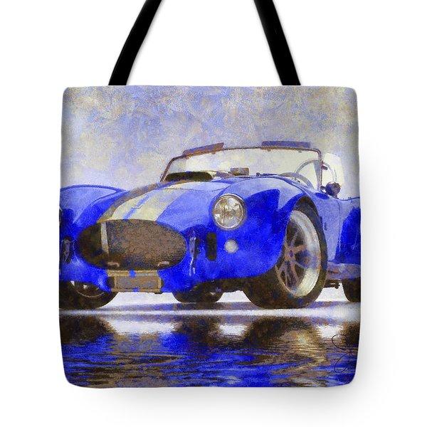 Cobra Tote Bag
