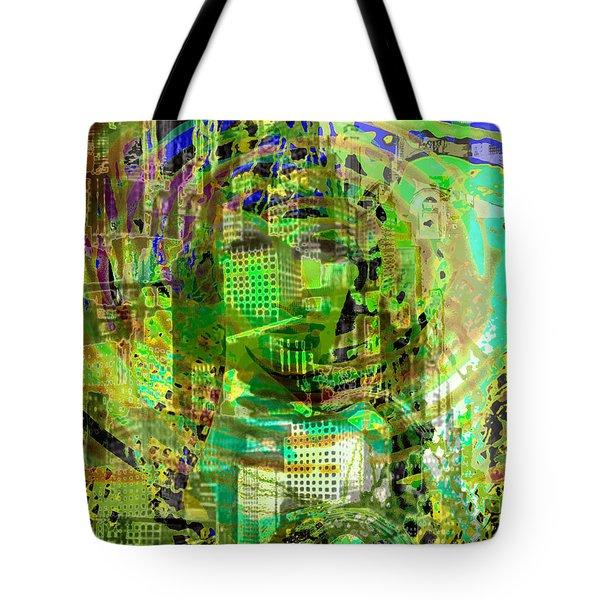 Cobwebs Of The Mind Tote Bag